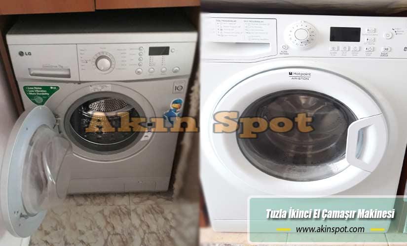 Tuzla İkinci El Çamaşır Makinesi